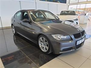 2008 BMW 3 Series 323i M Sport steptronic