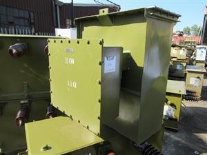Power Engineers 50kVA, 6 600v Hv, 400v Lv Transformer - ON AUCTION