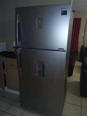 A giant fridge for sale