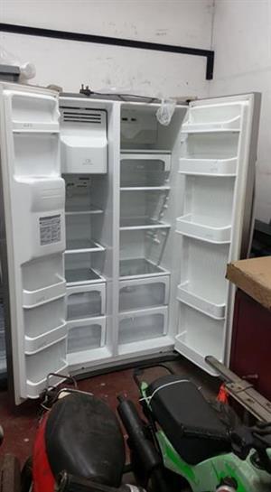 Private Sale LG Double Door Fridge Freezer