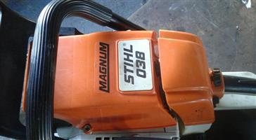 stihl chainsaw in Building and DIY in South Africa | Junk Mail