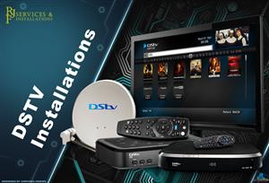 Get your Dstv or CCTV Installed today by Accredited and experienced Dstv professional technicians