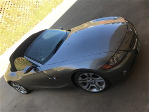 2003 BMW Z4 roadster Z4 sDRIVE30i A/T