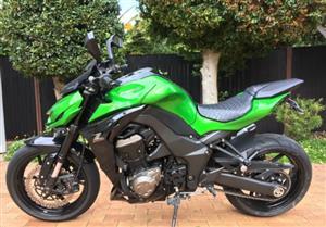 2015 Kawasaki Z1000