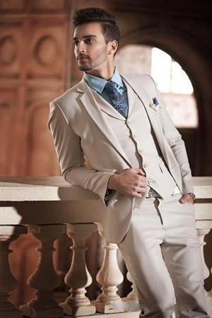Italian Style Mens Wedding/Prom/Dinner Suit