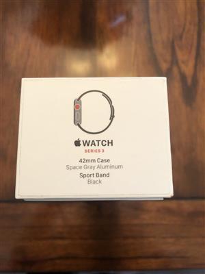 Apple Series 3 42mm Watch
