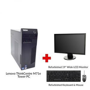 Lenovo ThinkCentre M71e Tower PC