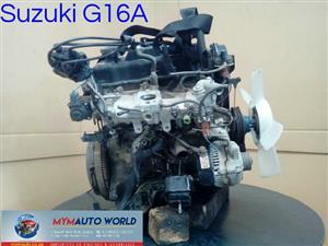 Imported used SUZIKI VITARA 1.6L, G16A engine Complete