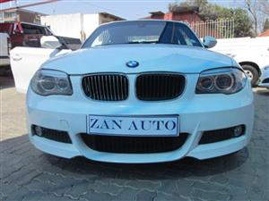 2012 BMW 1 Series 120d coupe M Sport auto