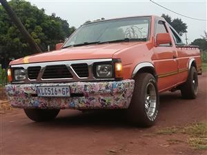 1992 Nissan 1 Tonner
