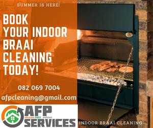 Fireplace / Braai installations / Chimney cleaning and many more services