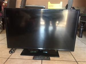 "Sony 32"" flag screen television"