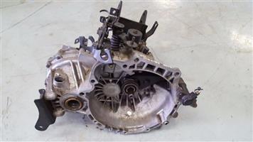 getz gearbox