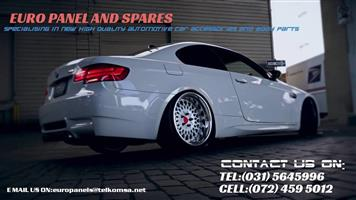 Stocking a wide range of Auto body parts including headlights, globes, tailights, front and bumpers, grilles, front and rear fenders , bonnets, door mirrors ,accessories etc