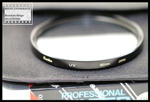 86mm - Kenko UV Filter