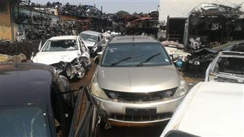 Nissan Murano 3.5 V6 Stripping For Spares For More Info Contact Ebrahim On 0833779718