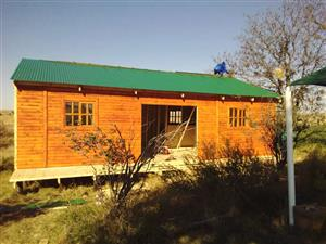 We do quality and guarantee Wendy houses and log homes at negotiable prices