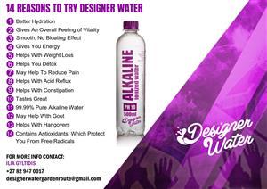 Waterpreneur Alkaline Ionized Water