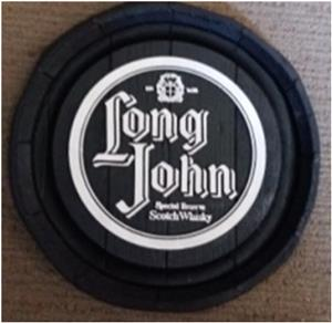 Long John Whiskey Barrel Ends. Brand New Products.