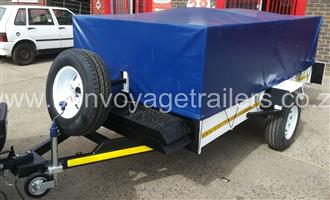 3 METER UTILITY TRAILER WITH TARP FOR SALE