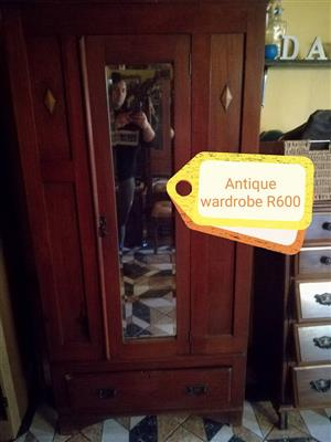 Antique wardrobe for sale