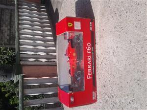 Ferrari 1:20 full function R/C series. Still new.Good condition.