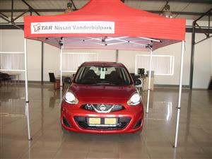 2018 Nissan Micra 1.2 Visia