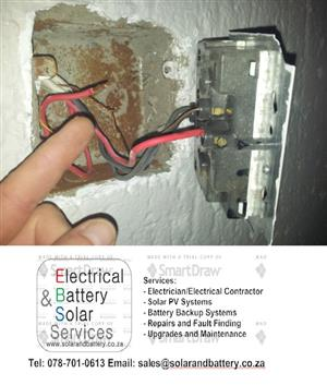 Require an Electrical Certificate of Compliance? COC East Rand (Benoni based)