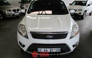 2012 Ford Kuga 2.5T AWD Titanium