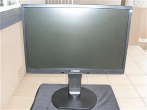 Philips pc monitor 25 inch