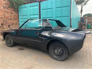 Fiat x19 dallara replica