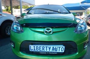 2007 Mazda 2 Mazda sedan 1.5 Dynamic
