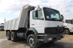 Mercedes Benz Tipper Atego 2628 Tipper Truck