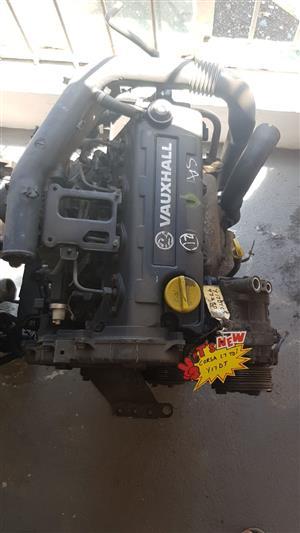 OPEL CORSA 1.7 TDI Y17DT ENGINE *