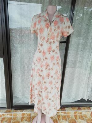 Vintage floral dress for sale
