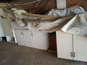 Kitchen cupbords