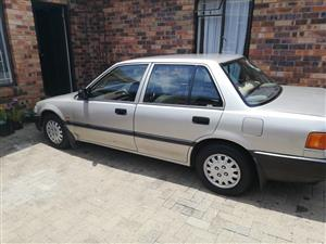 1991 Honda Ballade 1.5 Elegance automatic