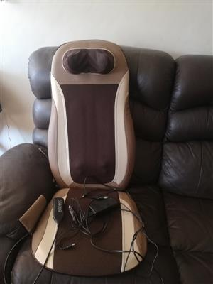 Massage cushion in extremely good condition for sale call 066 135 2068 or whatsapp 076 738 1884