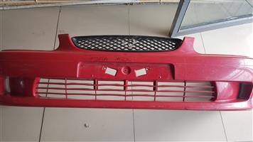 TOYOTA TAZZ FRONT BUMPER FOR SALE