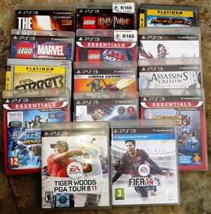 PS3 Games For Sale x 14