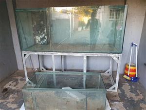 2.2 m Marine fish tank