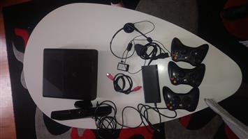 Xbox 360 and kinetics