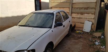 1997 Hyundai Accent 1.6 GL