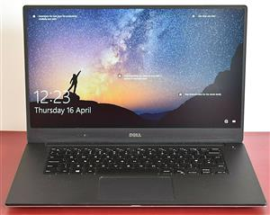 Dell XPS 15 inch 9550 laptop