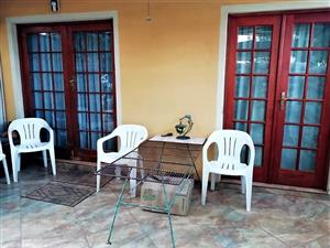 8000 m2 of land with house and flat electric fence and much more, for sale.