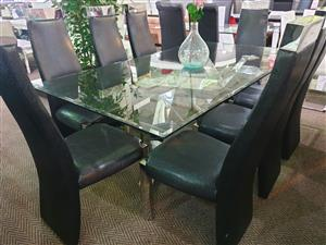 Dining Suite 8 Seater for sale R 19900