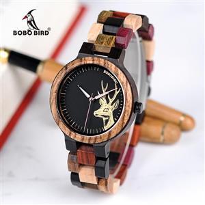 Bobo Bird Wooden Watches