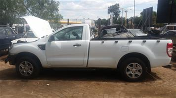 FORD RANGER T6 2.2 DIESEL 2012 STRIPPING FOR SPARES