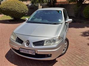 2008 Renault Megane II