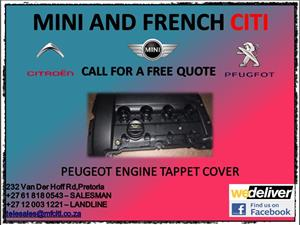 Peugeot tappet cover for sale